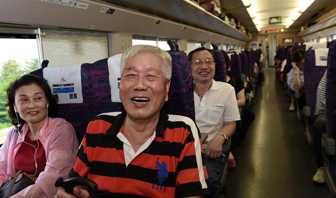 福州至香港高铁开通