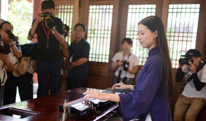 長泰龍人古琴成為福建省首批非遺生産性保護傳承重點單位