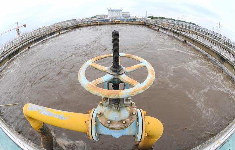 福建石狮:污水厂上架光伏
