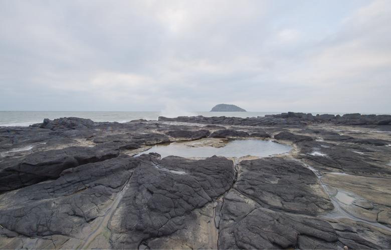 福建漳浦:奇特的滨海火山岛