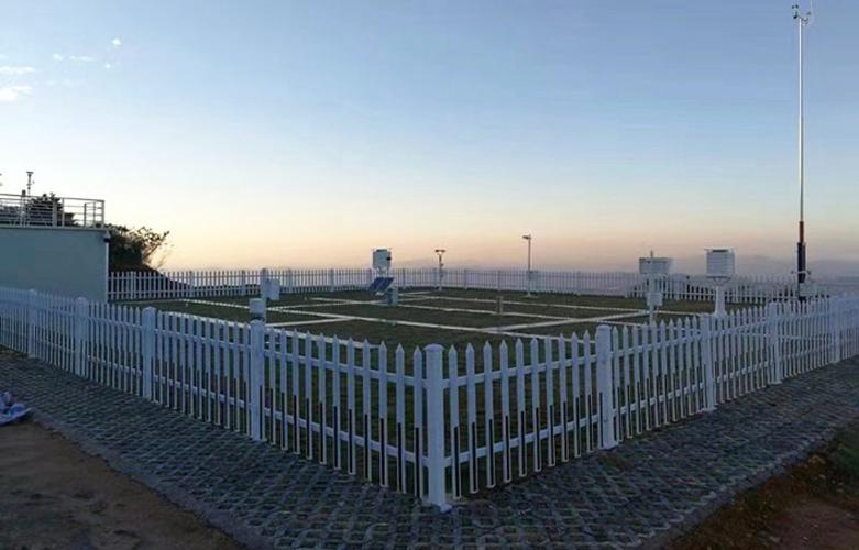 福州市首个生态环境气象监测站投用