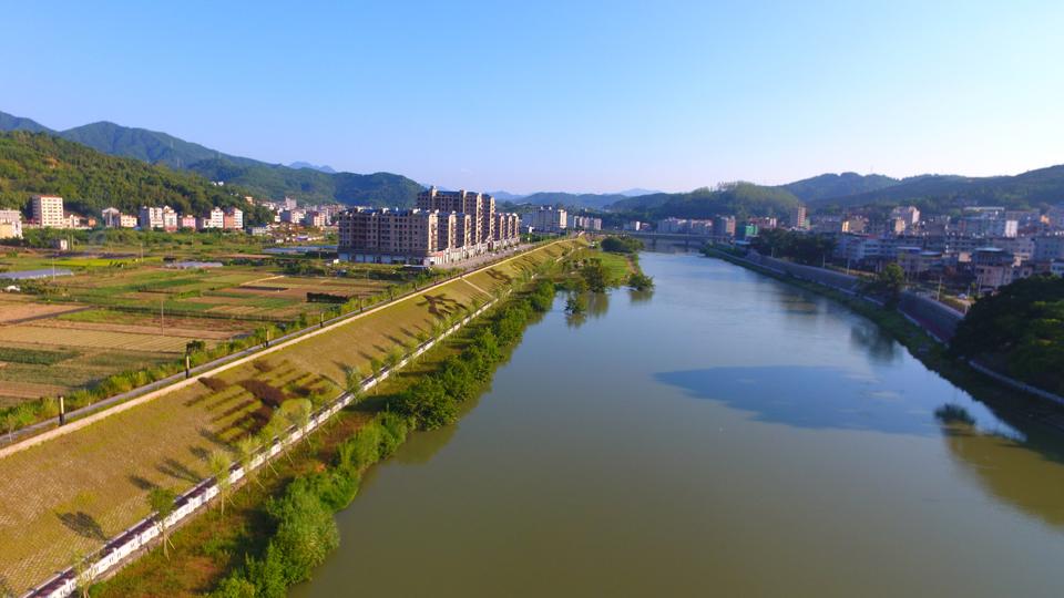 尤溪县尤溪城关至梅仙段安全生态水系(资料图)