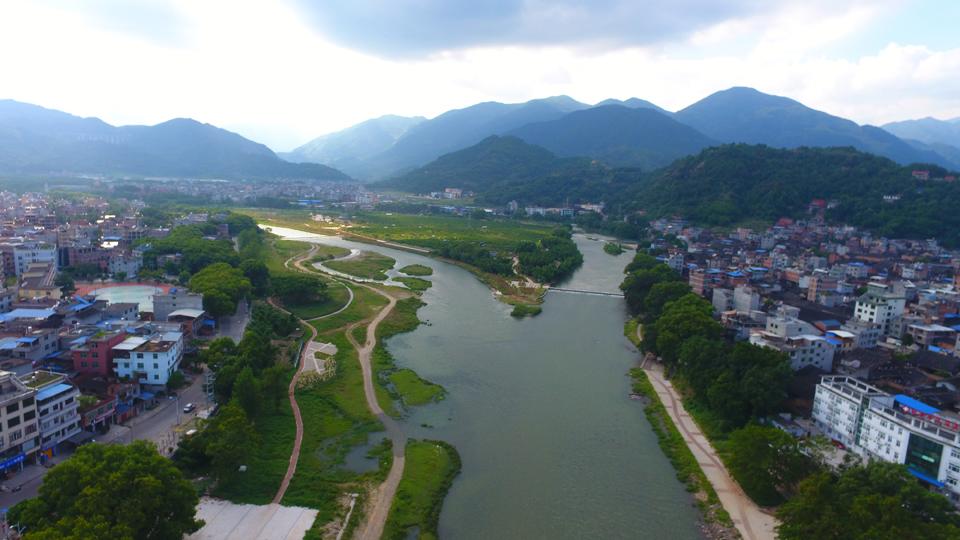 福安市穆阳溪安全生态水系(资料图)
