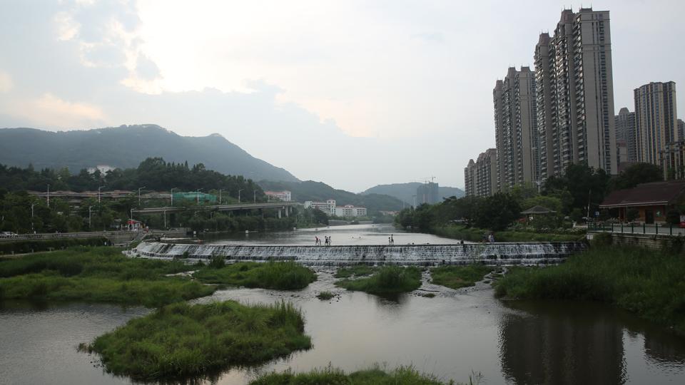 莆田延綬溪(資料圖)