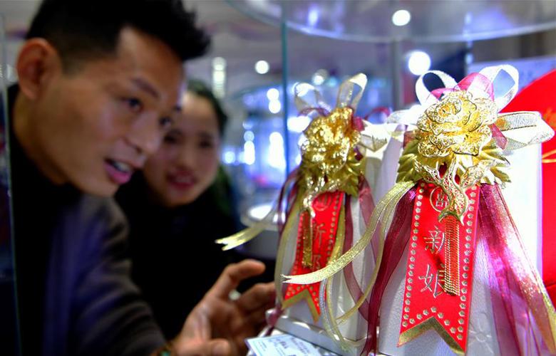 福建上塘:银饰珠宝产业助民增收
