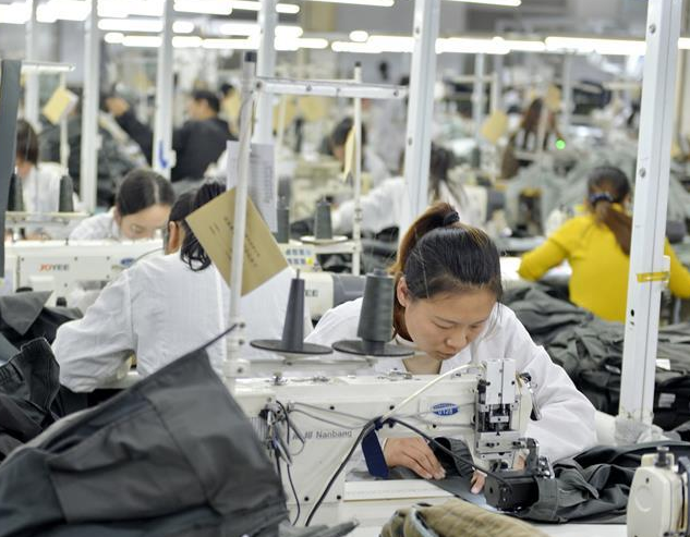 永春轻纺鞋服产业焕发新活力