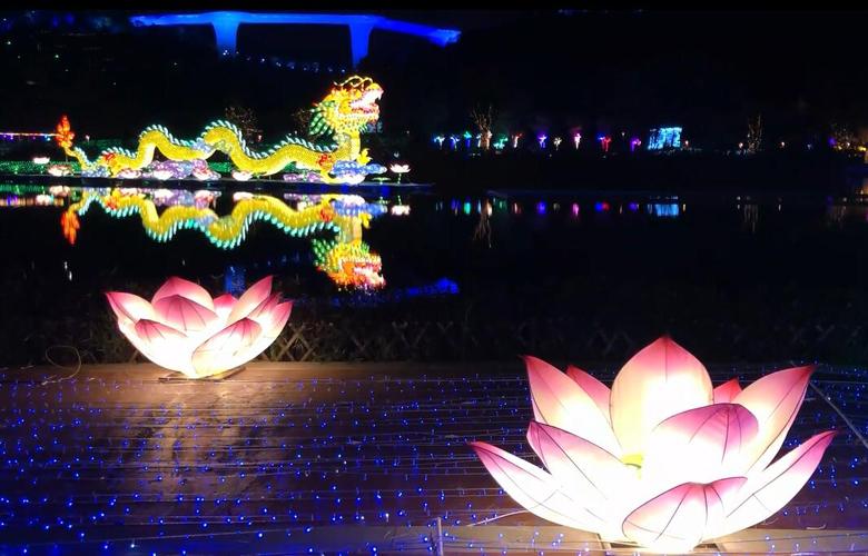 福州倉山:璀璨燈海映南臺