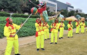 福州:兩岸民俗鬧新春