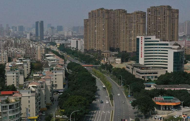 """福州福馬路將打造成高顏值""""花街"""""""