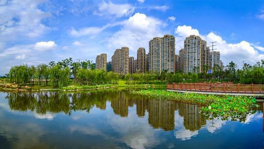 福清市市民休閒公園(資料圖)