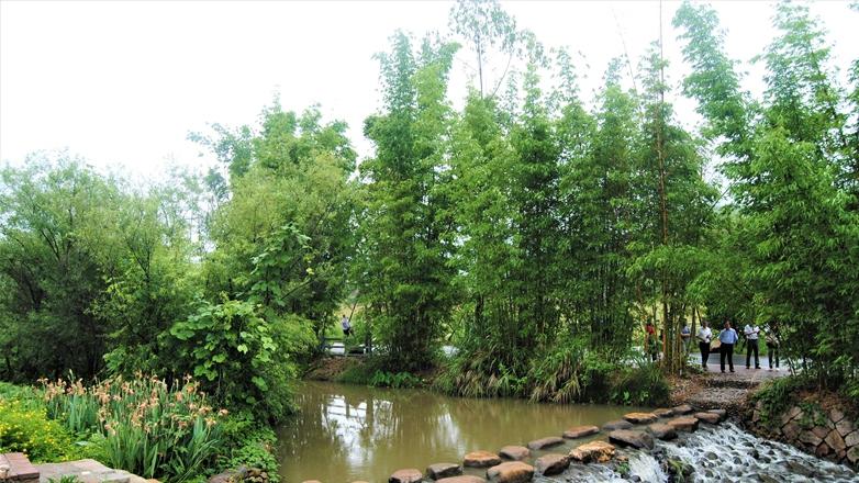 三明沙溪支流墩頭溪安全生態水係項目(資料圖)