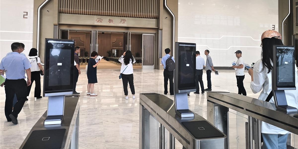 福州數字中國會展中心5月啟用 全面覆蓋WIFI和5G信號
