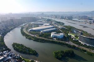 福州迎接第二屆數字中國建設峰會