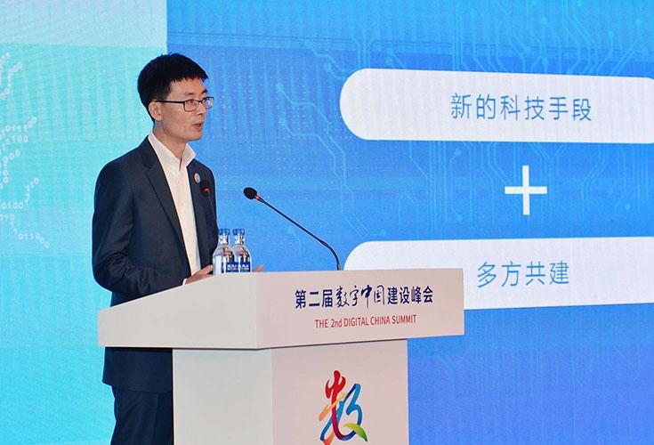 京東數字科技公司CEO陳生強:數字科技創造新動能
