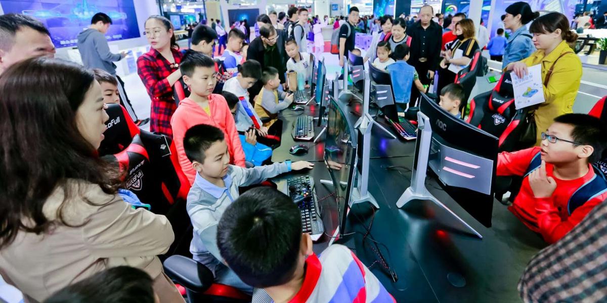 盤點數字中國建設峰會上的科技與産業亮點
