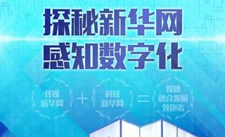 探秘新華網 感知數字化