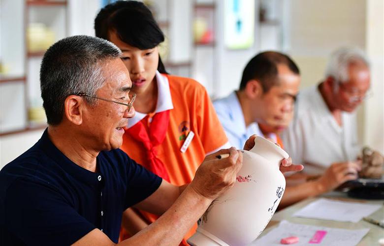 福建晉江:非遺文化進校園