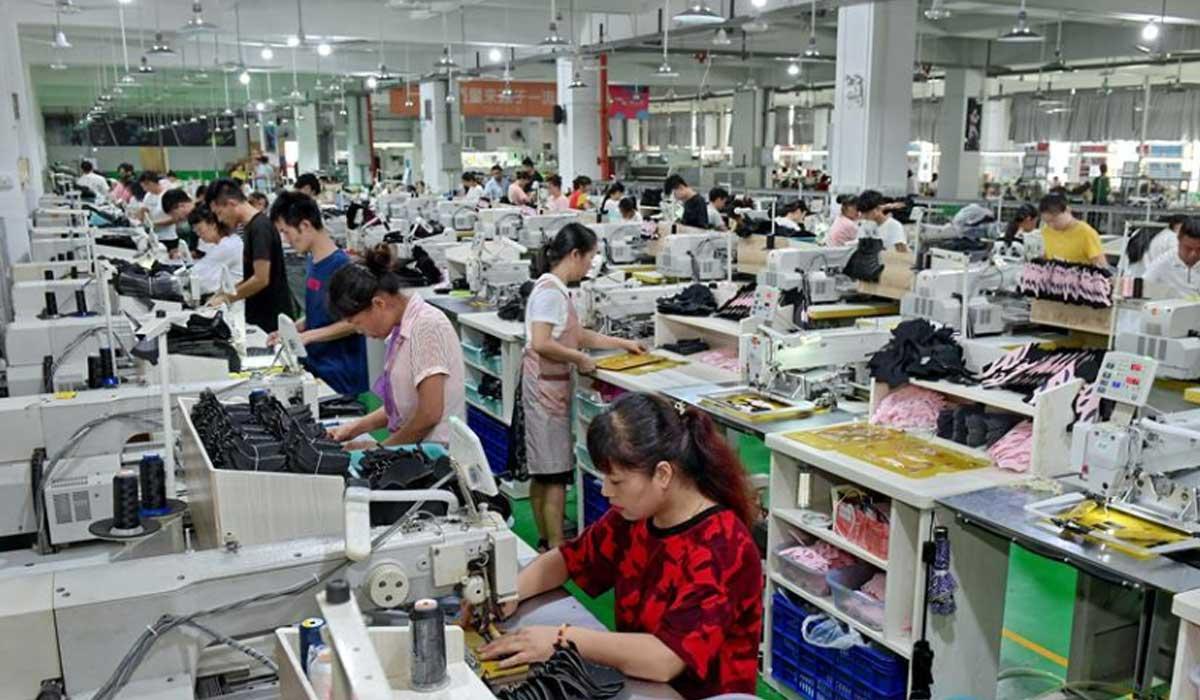 福建莆田鞋業産業穩步發展