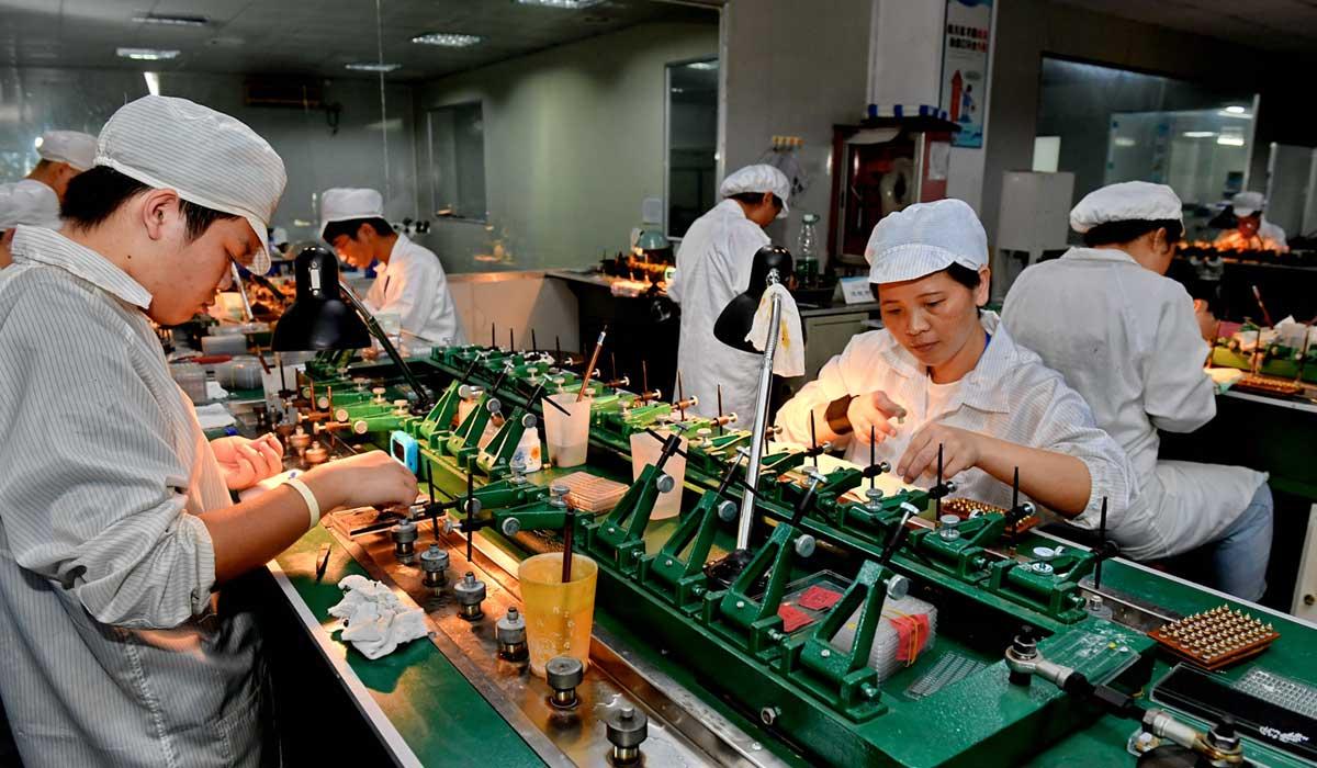 福建莆田經濟穩步增長