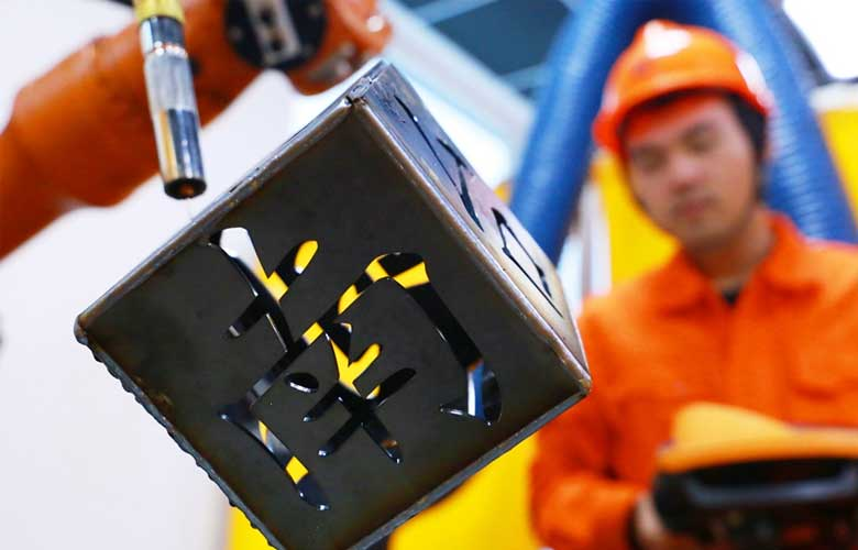 福建省首屆省級機器人焊接大賽結果揭曉