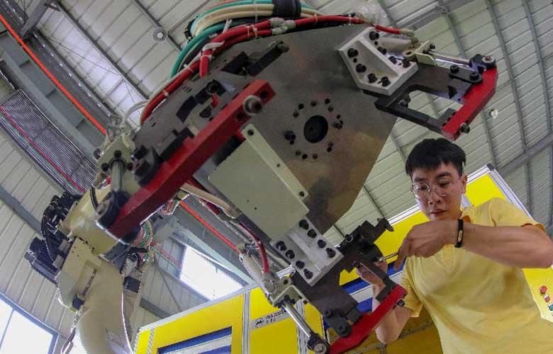 漳州:智能服務 助力制造