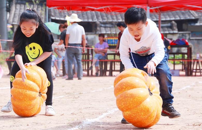 福建永春:慶豐收話旅遊