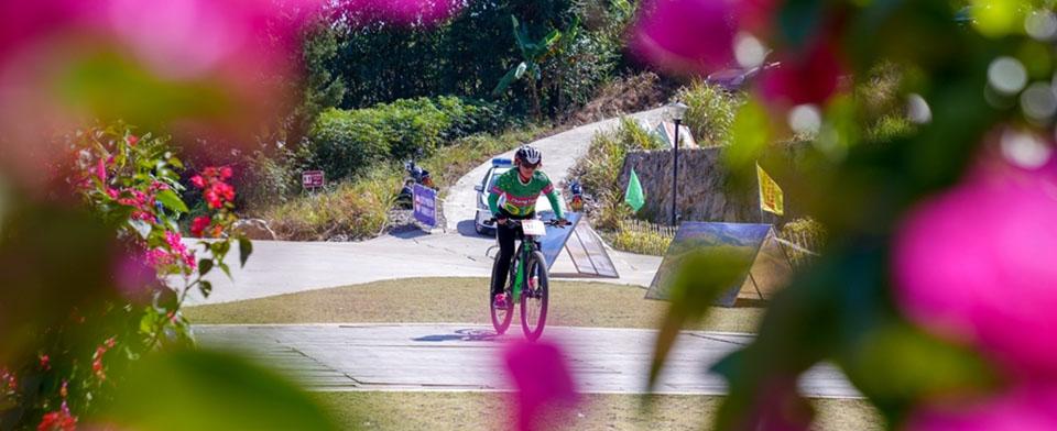 福建華安:美麗鄉村騎行賽