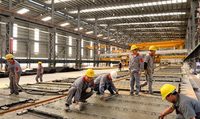 福州(zhou)市大力發展裝配式建築 推動產業轉型升級(ji)