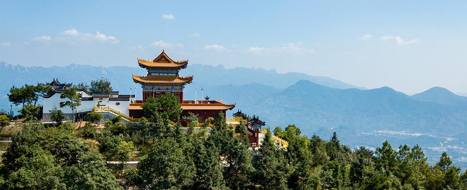 福建點燈山:深山藏古寺