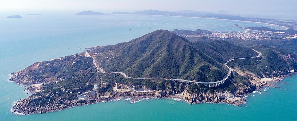 最美賽道:福建東山灣