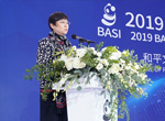 李小林:借巴斯講述中國傳統和平文化精神