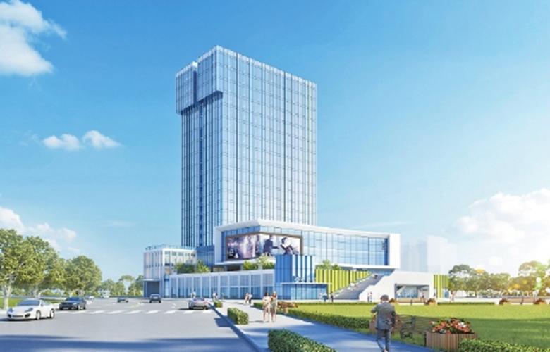 海絲國際旅遊中心明年6月投用