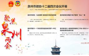 2020聚焦泉州兩(liang)會