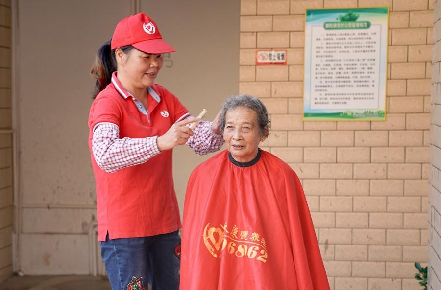 漳州市龍文區居家養老服務面擴至75周歲