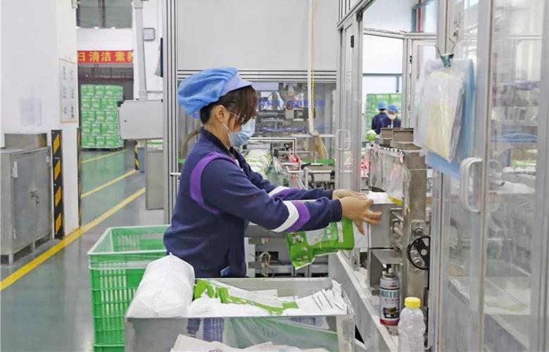 泉州洛江:企業細致防控 有序開工