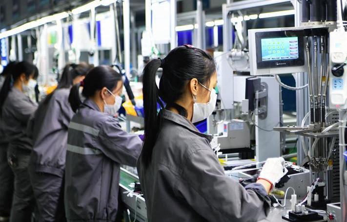 漳州龍文區:5條剛性措施 支持企業復工復産