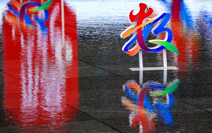 """數字中國建設成果展覽會展商貢獻""""數字""""力量"""