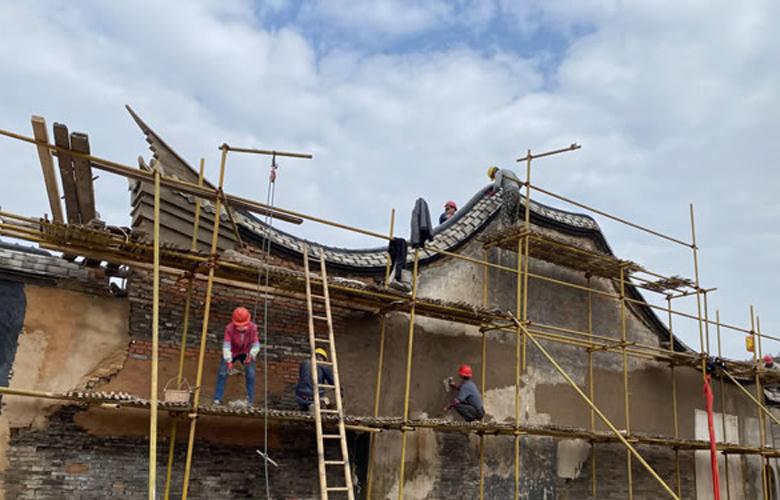 長樂和平街特色歷史文化街區建設有序推進