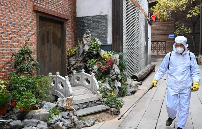 福州:有序推進景區復工準備