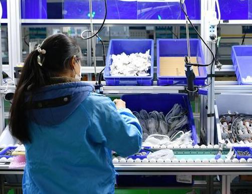 福建規模以上工業企業基本復工 産能恢復約80%
