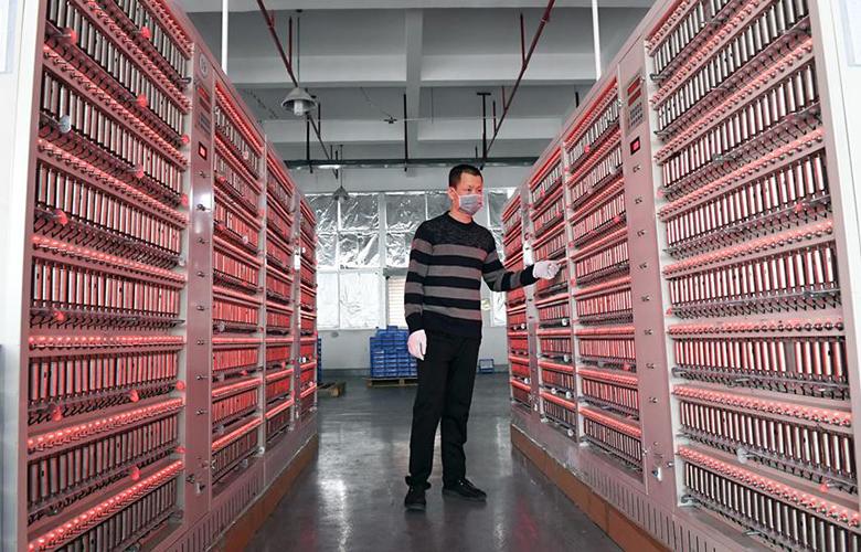 閩西連城:精準服務助力企業復工復産