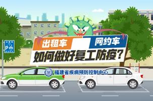 乘坐出租車等公共交通工具如何做好防疫?