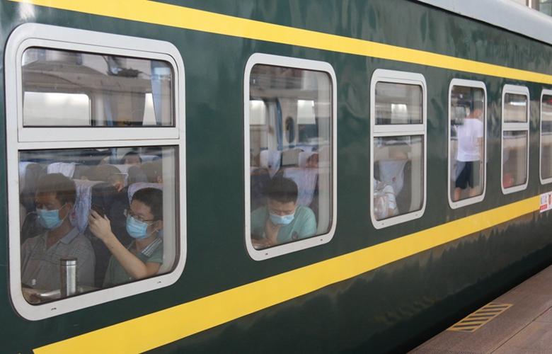 廈門火車站告別紙質票時代