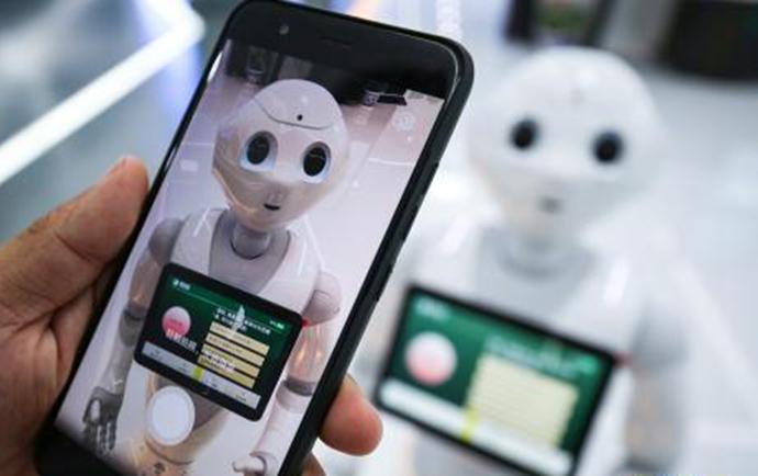 倉山引入人工智能 助力疫情防控