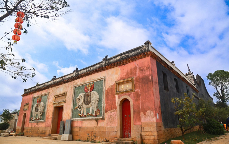 福州梁厝特色歷史文化街區一期亮相 長假期間天天有活動