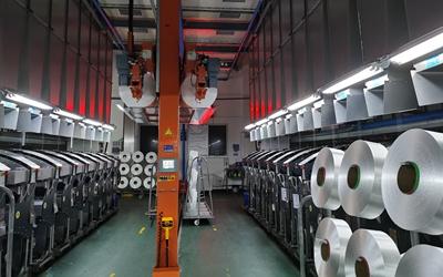 一個紡織車間的數字革命