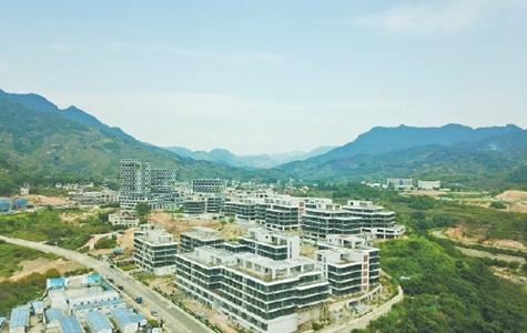 永泰智慧信息産業園10月15日正式開園
