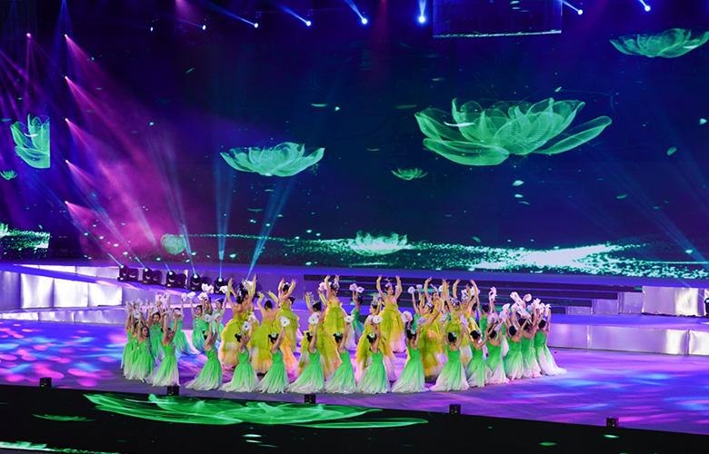 福州市第二十五屆運動會賽事規模創歷史新高