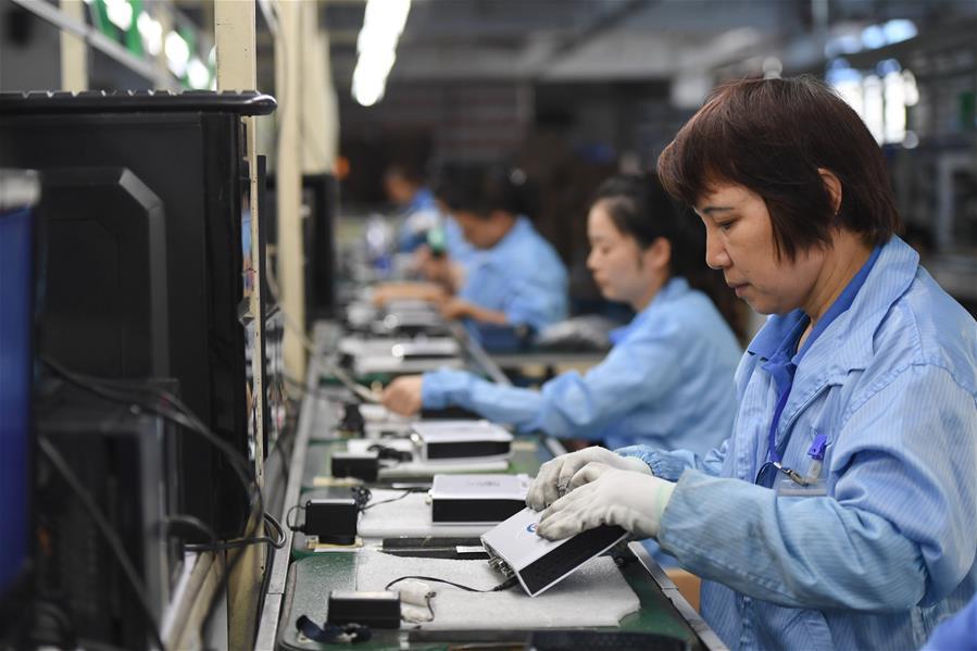 福州:助力高新企業高質發展