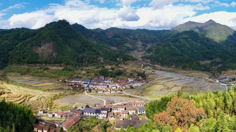 福建三明:革命老村的紅色振興